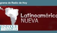 Enfoque a la Familia: Milenka Peña DenHartog entrevista a Alberto Motessi, el Tema: Latinoamerica NuevaIII