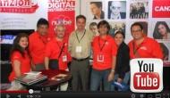 Grupo CanZion en Expolit2012