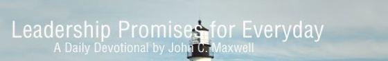 Promesas de Liderazgo - John C. Maxwell