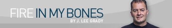 Fire In My Bones - Lee Grady