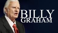 Billy Graham Llama A Su Nación Al Arrepentimiento.