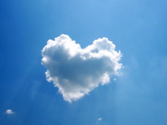 Nube - Corazón