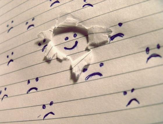 ===Ser diferente...=== Ser-diferente-sonrisa