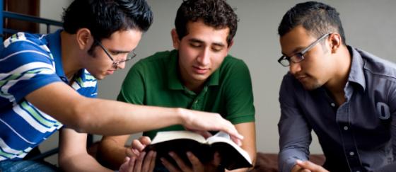 Grupo de Jovenes  - Estudio Bíblico