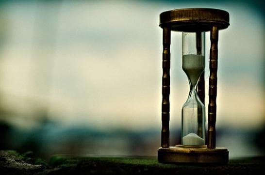 Esperar - Tiempo