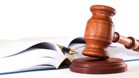 Abogado - Mazo de Juez
