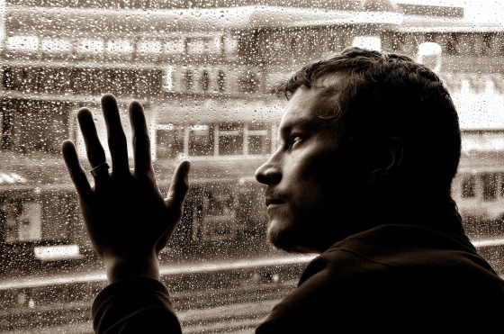 Hombre Triste - Lluvia