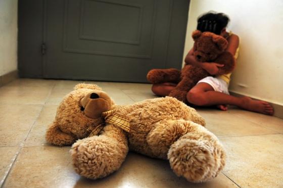 Violencia Infantil - Niña