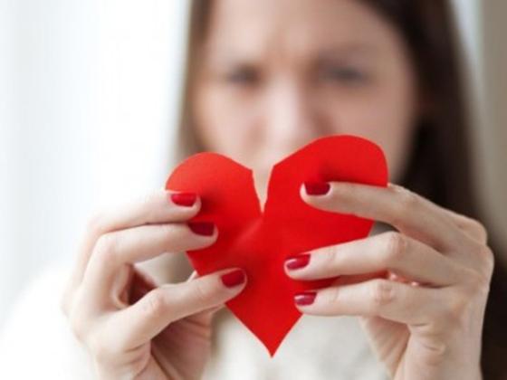 Divorcio - Mujer - Corazón