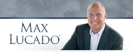 Max Lucado - Banner 2015
