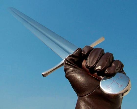 Espada - Mano