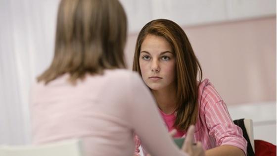 Madre e Hija - Hablando