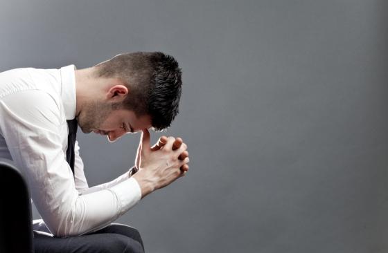 Hombre Triste - Fracaso - Desanimo