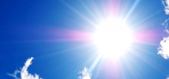 Luz Resplandeciente - Cielo