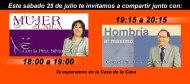 Mujer Única y Hombría al Máximo con Silvia Camacho y TotoSalcedo