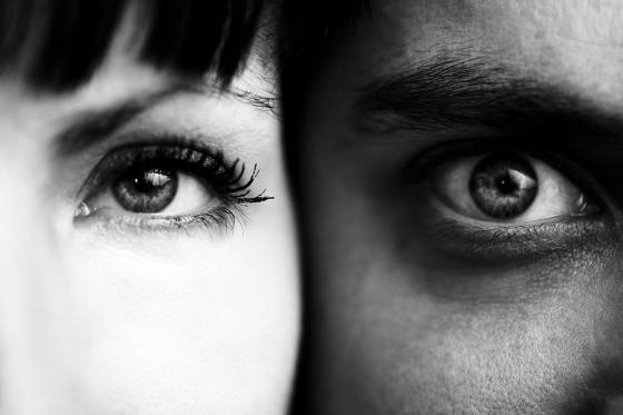 Rostros - Hombre y Mujer