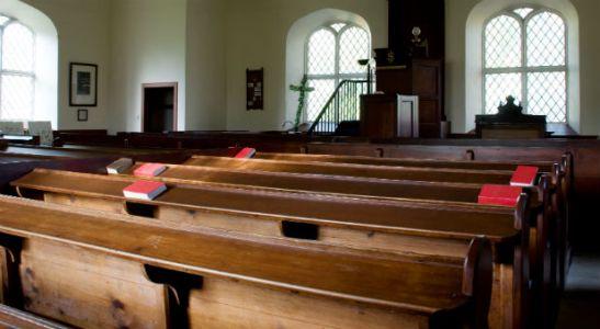 Church-Pews-Hymnals