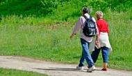 Practica caminatas deoración
