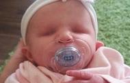 """Padres rechazan aborto de bebé sin ojos. La mamá dice""""no nos arrepentimos"""""""