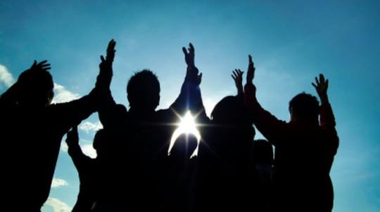 people-Praying
