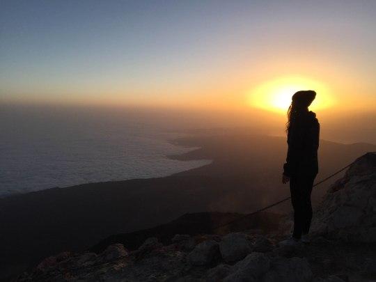 Teide-amanecer